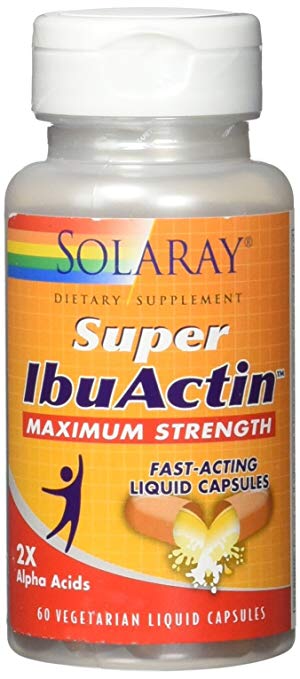 Super IbuActin (Solaray)