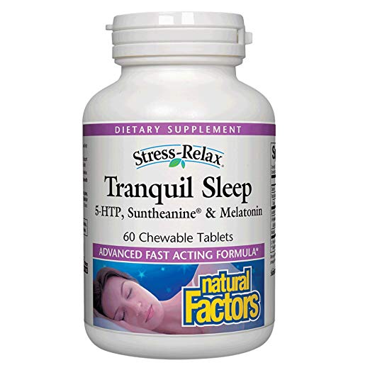 Tranquil Sleep (Natural Factors)