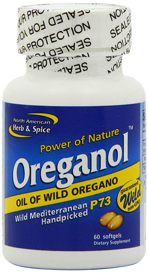 Oreganol Softgels (North American Herb & Spice)