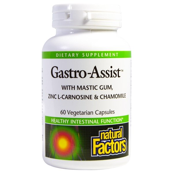 Gastro-Assist (Natural Factors)