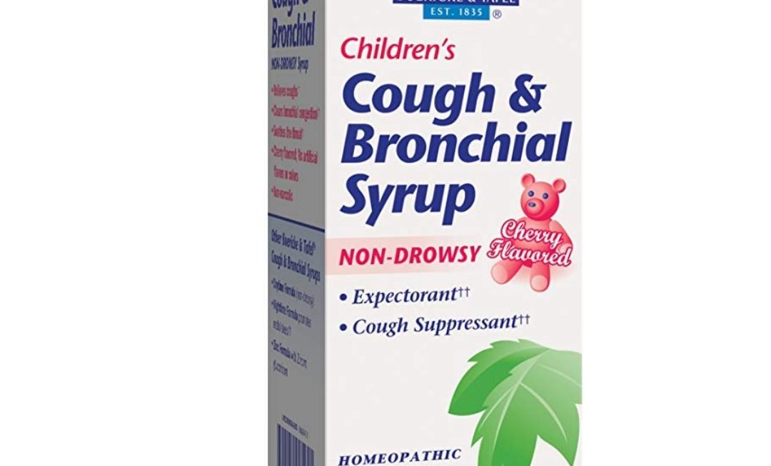 Children's Cough & Bronchial Syrup
